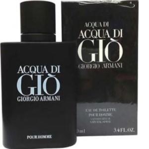 GIORGIO ARMANI ACQUA DI GIO POUR HOMME BLACK