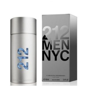 Carolina Herrera 212 men NYC