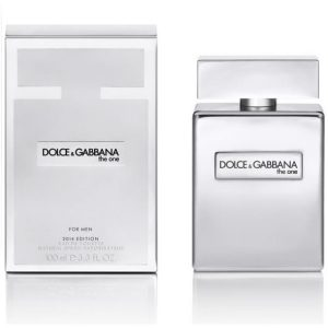 DOLCE & GABBANA THE ONE FOR MEN 2014
