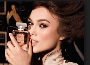 Ноты имбиря в женском аромате Chanel Coco
