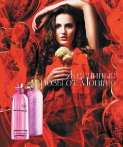Ароматы Montale - духи Roses Elixir