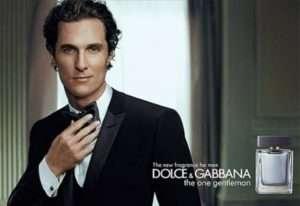Люксовый аромат для мужчин Dolce & Gabbana The One Gentleman