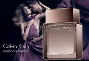Ноты имбиря в мужском аромате Calvin Klein Euphoria Men Intense