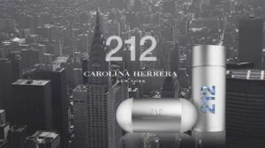 Описание духов Carolina Herrera 212 Men New York