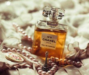 Первые духи от Chanel