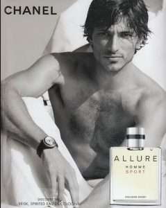 Аромат спортивных побед Chanel Allure homme Sport