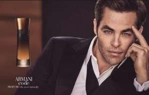 Культовый парфюм для мужчин Armani Code