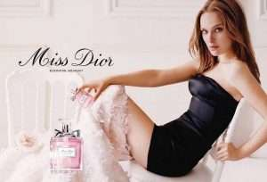 Легенда элитной парфюмерии Christian Dior Miss Dior