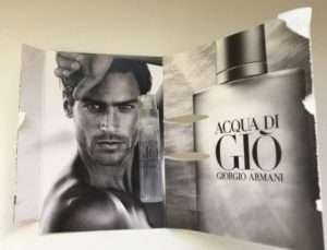 Легендарный и мега популярный аромат Giorgio armani acqua di gio men