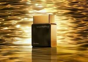 Новинка для мужчин потрясающий парфюм Calvin Klein Euphoria Men Liquid Gold