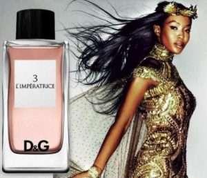 Роскошный женский аромат Dolce & Gabbana 3 L`Imperatrice