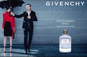 История парфюмерии Givenchy