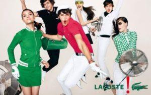 Краткая история бренда Lacoste 2
