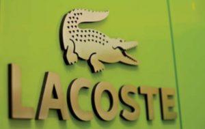 Краткая история бренда Lacoste