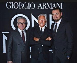 Появление бренда Giorgio Armani