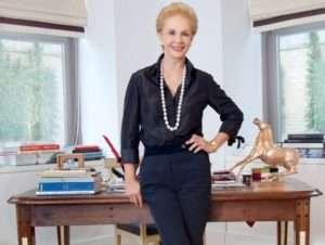 Carolina Herrera основательница бренда