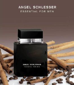 Карьера Angel Schlesser как парфюмера