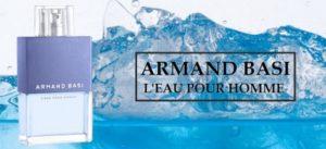 Парфюмерная компания Armand Basi в наше время