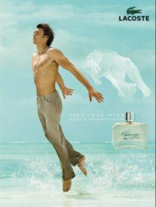 Непревзойденный мужской парфюм Лакост Эссеншиал