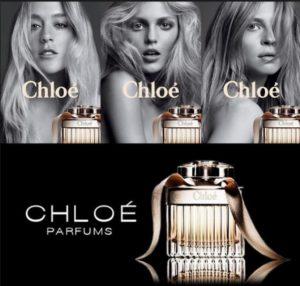 Шедевр женской парфюмерии духи Хлоя парфюм
