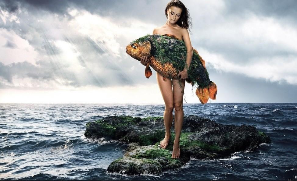Духи для женщины Рыбы