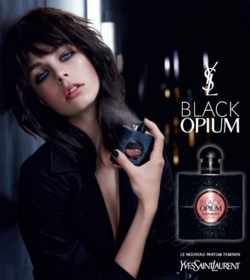 История парфюм Black Opium Yves Saint Laurent