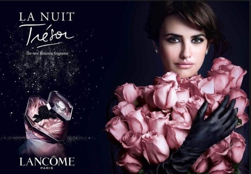 Новый бриллиант от Lancome парфюм Lancome La Nuit Tresor