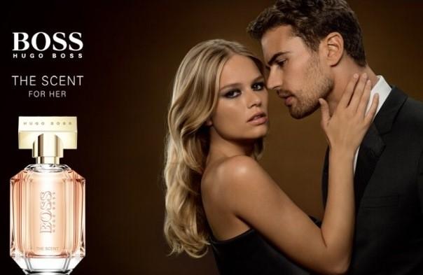Соблазнительная парфюмерия Hugo Boss история развития