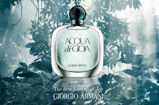 Возвышенные женские духи Giorgio Armani Acqua Di Gioia