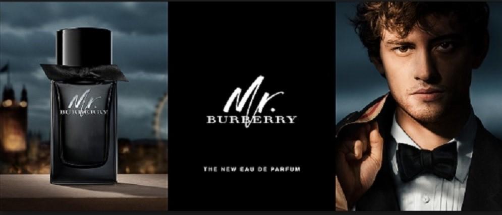 Самые сексуальные мужские духи Burberry Mr. Burberry