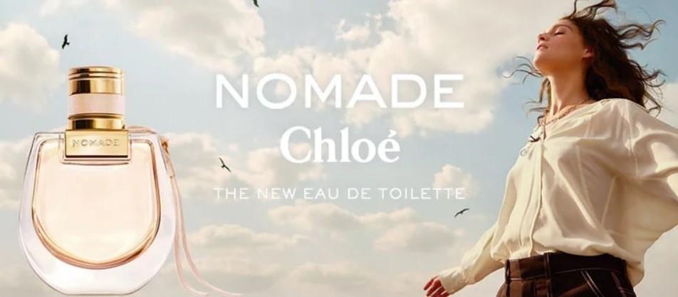 Летний женский аромат Chloe Nomade