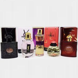 Набор мини-парфюм Yves Saint Laurent (5шт.)
