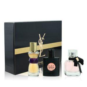 Парфюмерный набор Yves Saint Laurent З аромата по 30 мл