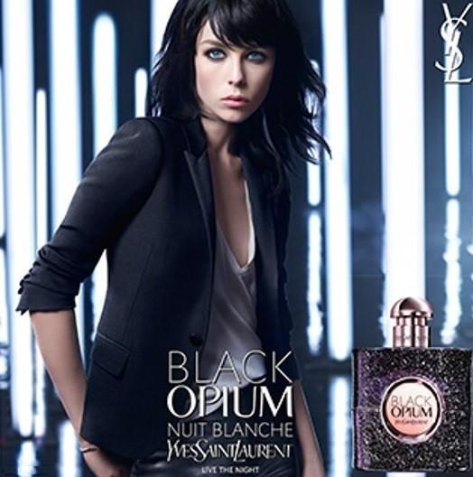 Самые модные и сексуальные женские духи Yves Saint Laurent Black Opium