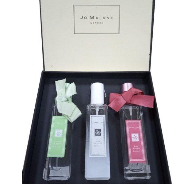 Женский подарочный набор Jo Malone 3 парфюма по 30 ml