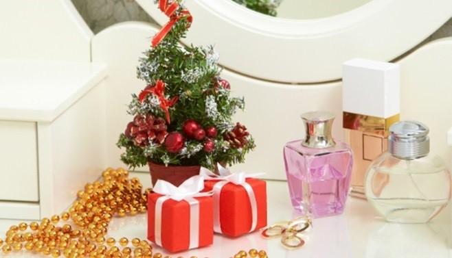 Лучшая подборка: женские духи на Рождество